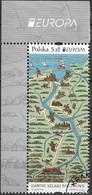 2020 Polen   Mi. 5283 Used    Europa: Historische Postrouten - 2020