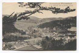 WEISSENBACH TRIESTING - AUSTRIA, K.u.K. SEAL RESERVE SPITAL,  Year 1916. - Attersee-Orte