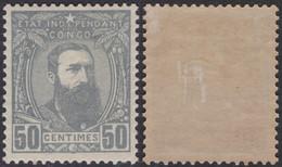 Congo 0010* Léopold II - 1884-1894 Precursori & Leopoldo II