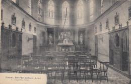 LIER / KAPEL VAN HET RETRAITENHUIS  1911 - Lier