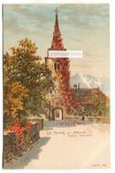 La Tour De Peilz, Near Vevey - Early Vaud Postcard, Undivided Back - VD Vaud