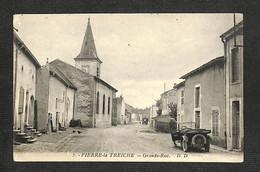 54 - PIERRE LA TREICHE - Grande-Rue - RARE - Altri Comuni