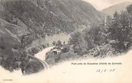 Pont Près De KALPETRAN (VS) Vallée De Zermatt - VS Valais