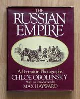 """The Russian Empire"" 1855 – 1914; Un Portrait En Photos, Par Chloe Obolensky - Storia"