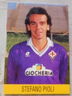 Stefano Pioli # Fiorentina # Calcio - Cartoncino - Voetbal