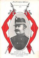 SUISSE  - Le Général Ul. WILLE Désigné Par L'Asemblée Fédérale Pour Commander En Chef L'Armée Suisse - Sin Clasificación