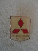 1 Pin's Mitsubishi - Mitsubishi