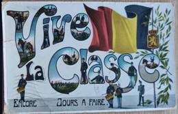 ABL Vive La Classe ! Soldaat Belge - War 1914-18