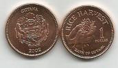 Guyana 1 Dollar 2002. UNC - Guyana
