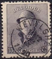N° 169 Afstempeling WEVELGHEM - 1919-1920 Trench Helmet