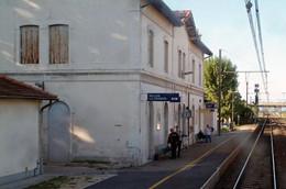 - 84 - Bollène La Croisière (84) - SNCF Gare - 5.696 - Avignon