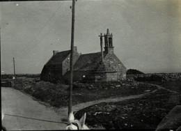 29 : Bretagne - Gouesnach - Chapelle De Bon Secours - Très Belle Photo ( 9cm X 6,5cm ) -1905- (voir Scan) - Andere Gemeenten