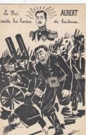 OORLOG / GUERRE 1914-18 / LE ROI ALBERT - Guerra 1914-18