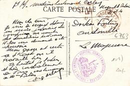 Franchise Militaire 1939 Nogent Le Rotrou Hopital Complémentaire Collège - 2. Weltkrieg 1939-1945