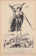 OORLOG / GUERRE 1914-18 / MONUMENT WILHELM - Guerra 1914-18