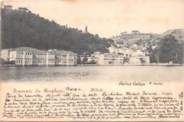 ¤¤   -  TURQUIE  -  ISTANBUL   -  BEBECK  -  Souvenir Du Bosphore   -   Carte Décollée    -   ¤¤ - Turkey