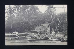 POLYNÉSIE - Carte Postale - La Pêche à La Pâtia - L 82255 - French Polynesia