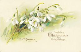 55181- Künstler Karte Catharina Klein, 1922 - Klein, Catharina