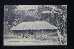 POLYNÉSIE - Carte Postale - Danses Indigènes - L 82257 - French Polynesia