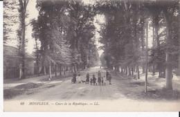 Honfleur Cours De La République - Honfleur