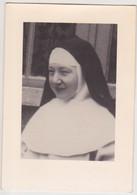 Doodsprentje Soeur Marie-Augustin, Léontine Stepman. Dominicaine. °Gent, +Herne. - Avvisi Di Necrologio