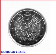 MALTA - 2 € COM. 2020 UNC - KINDERSPELEN - Malta