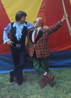 CIRQUE Clown CIRCUS Bassie & Adriaan Vlaardingen - Circo