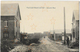 Vaulx-Vraucourt Canton De Croisilles - Sin Clasificación