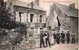 MANCHE-Omonville La Rogue-Bureau Du Syndic Des Gens De Mer - 2572 - Other Municipalities