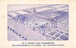 O.L. Vrouw Van Vlaanderen - Opvoedingsgesticht Voor Meisjes Beverlaai  - Courtrai - Kortrijk - Kortrijk