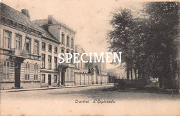 L'Esplanade  - Courtrai - Kortrijk - Kortrijk