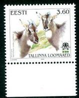 ESTONIA 2000 Tallinn Zoo  MNH / **.  Michel 373 - Estonia