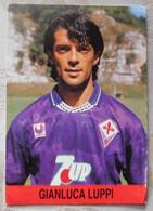 Gianluca Luppi  # Fiorentina # Calcio - Cartoncino - Voetbal