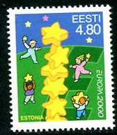 ESTONIA 2000 Europa:  MNH / **..  Michel 371 - Estonia