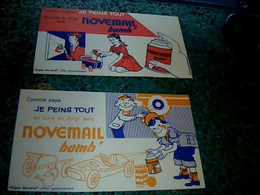 Vieux Papier Buvard D'occasion Lhuile Lessieur Est 3X Meilleure - M