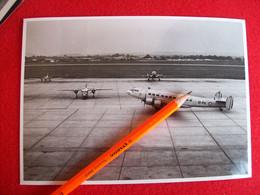 FOTOGRAFIA  AEREO SUD EST SE 161 LANGUEDOC - Luchtvaart