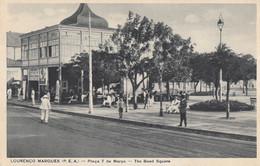 MOÇAMBIQUE - Lourenço Marques- Praça  7 De Marco / The Band Square - Mozambique