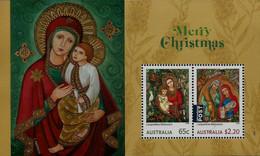 Australia - 2020 - Christmas - Mint Souvenir Sheet - Mint Stamps