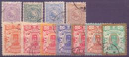 Iran N° 74-84 Oblitérés - Iran