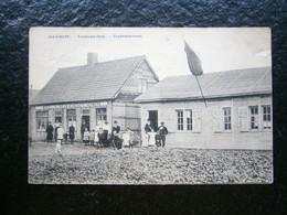 Langemark - Bikschote : Bixschoote Voorlopig Dorp - Zuydschotestraat ( Herberg Nieuw Bixschoote - Gemeentehuis ) 1921 - Langemark-Poelkapelle