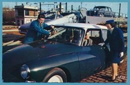 Citroen DS ID Mercedes W111 Pontiac GTO Convertible 1965 - PKW