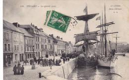 Seine-Maritime - Fécamp - Le Grand Quai - Fécamp