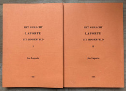 Het Geslacht Laporte: Afstamming Henricus Laporte. Neerwinden 1814 - Binderveld 1881- Landen - Nieuwerkerken - Geschichte