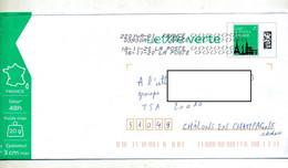 Pap Monument Flamme Chiffree Sous Code Symbole Inegalite 2 Passage 2 Date - Prêts-à-poster: Other (1995-...)