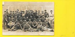 Groupe De Soldats 504° Foot Rugby - Régiments