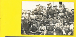 Groupe De Soldats Du 504° Régiment De Chars De Combats Valence Drôme - Régiments