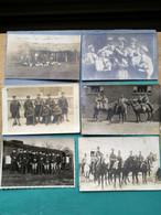 Cartes Photos. Lot De 26 Pièces - 5 - 99 Karten
