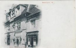 25  Besancon  Maison Espagnole Rue Rivet - Besancon