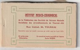 TOURNAI- INSTITUT MEDICO- CHIRURGICAL ( Série Complète 20 Cartes ) - Tournai