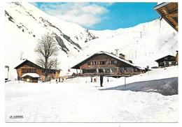 74 - LE TOUR - Au Fond, Les Pistes Du Col De Balme - Ed. La Cigogne N° 74.056.116 - Chamonix-Mont-Blanc